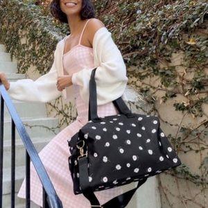 🆕 Alice + Olivia Daisy Print Duffel Bag